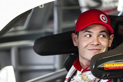 Kyle Larson wins NASCAR Nationwide Series Sunoco Rookie of the Year award
