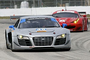 IMSA Blog Strong performances for Audi teams in day 2 of the Sebring Test