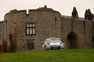 WRC Race report Podium finish for Qatar M-Sport and Vice Champion Neuville