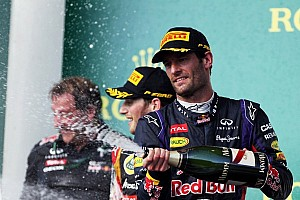 Formula 1 Breaking news No gifted win as Webber bows out in Brazil