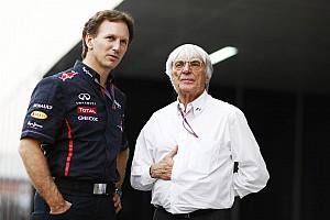 Formula 1 Breaking news Ecclestone names Horner as 'ideal' successor