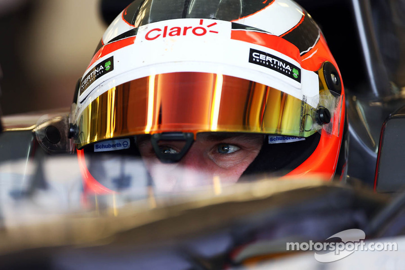 Ferrari denies 2015 'pre-contract' with Hulkenberg