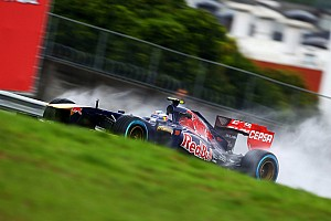 Formula 1 Qualifying report Toro Rosso gets its best qualifying of the year at Interlagos
