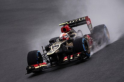 Lotus did not have a great qualifying performance at Interlagos
