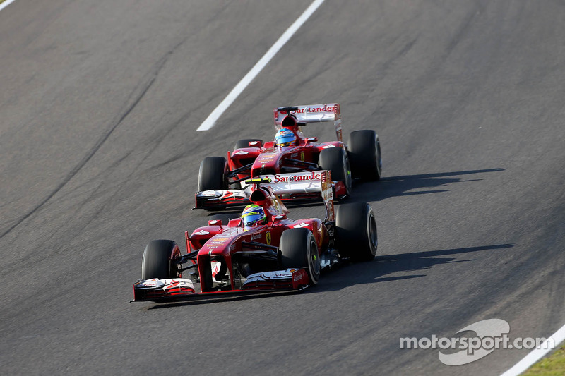 Ferrari: Turning the page without forgetting the lesson