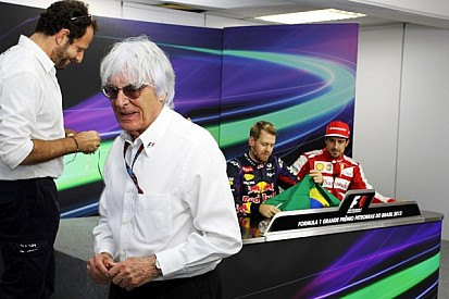 Ecclestone still thinks V6 switch bad idea