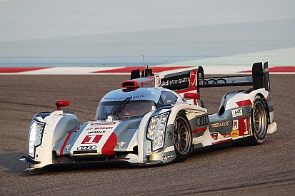 Audi starts from second row in Bahrain