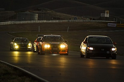 25 Hours of Thunderhill brings out the stars