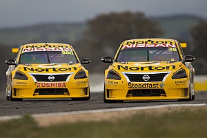 Supercars Preview Nissan Motorsport to conclude its first V8 season on grueling Sydney streets