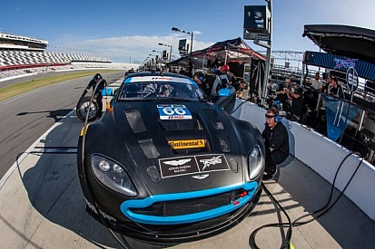 TRG-AMR names Block, Carter and Davison to drive the V12 Vantage GT3