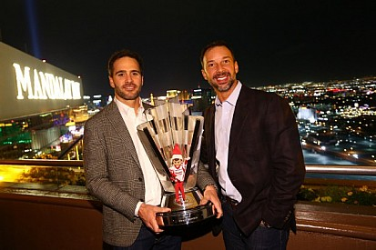 Jimmie Johnson celebrates 6th title with eye on a 7th