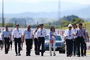 Formula 1 Breaking news Pursuing uniformity in Formula One