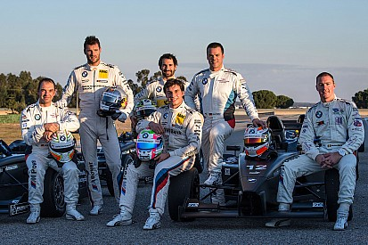 Extensive DTM test programme for BMW in Jerez
