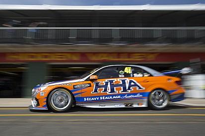 Erebus Motorsport ends season with positive outlook at Sydney
