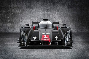 WEC Breaking news New Audi LMP1 breaks cover