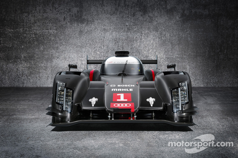 New Audi LMP1 breaks cover