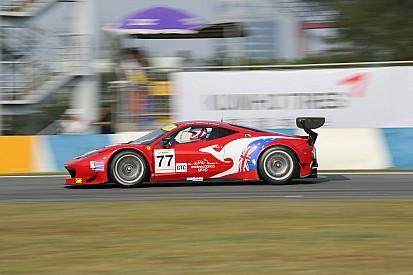 Ferrari one-two at Sepang