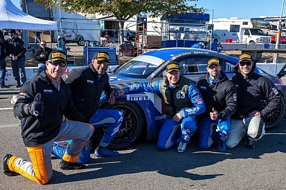 Rotek Racing Audi TT RS Wins USAF 25 Hours of Thunderhill