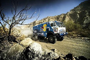 Dakar Breaking news Truck Class: Will the new Kamaz repeat their triumph?