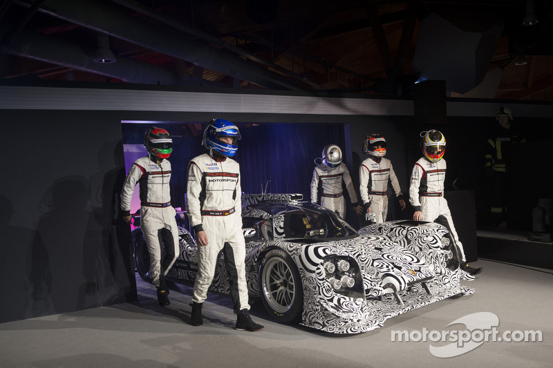 Porsche completes driver lineup with Hartley and Lieb