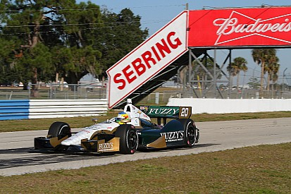 Mike Conway completes successful two-day Sebring test in his first ECR Chevrolet drive