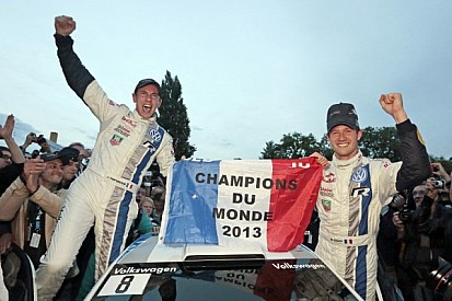 Top 20 moments of 2013, #14: Volkswagen and Ogier take World Rally title