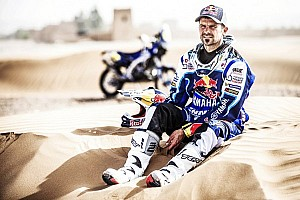 Dakar Interview Q&A with Cyril Despres - video