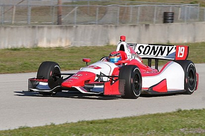 Hawksworth 'as good as current IndyCar top five' in scintillating Sebring test