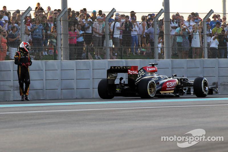 Top 20 moments of 2013, #9: Kimi Raikkonen's drama filled season