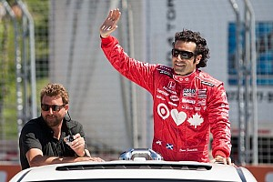 IndyCar Special feature Top 20 moments of 2013, #4: Dario Franchitti forced to retire