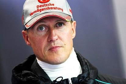 UPDATE: French media reporting Schumacher suffered from brain hemorrhage