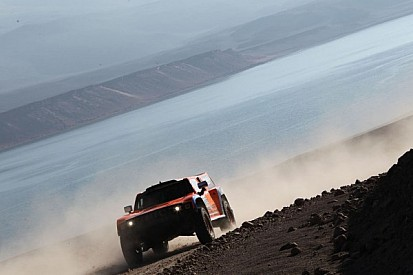 Robby Gordon and BJ Baldwin sneak-peek - video
