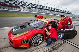 IMSA Breaking news Scuderia Corsa Ferrari announces driver lineup for the Daytona 24h