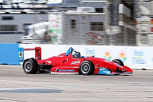 USF2000 Breaking news Portante and Dayson to race with ArmsUp Motorsports in 2014