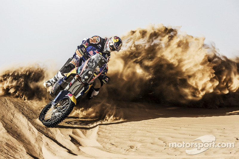Dakar 2014 by the numbers