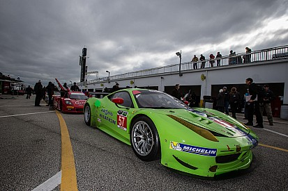 Krohn Racing takes to DIS for the Roar Before the Rolex 24