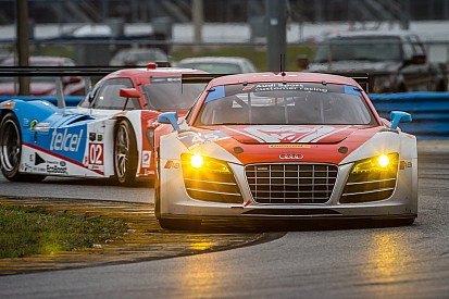 Pumpelly tops GTD times in Daytona testing