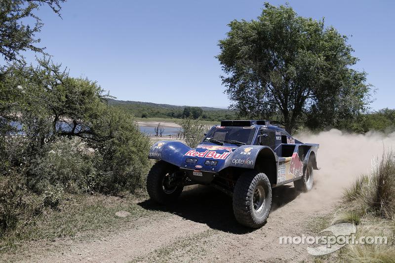 Dakar 2014: Stage 2 recap