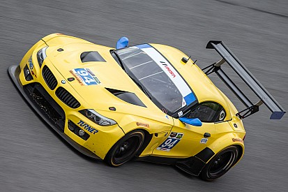 Turner BMWs return from successful test in Daytona