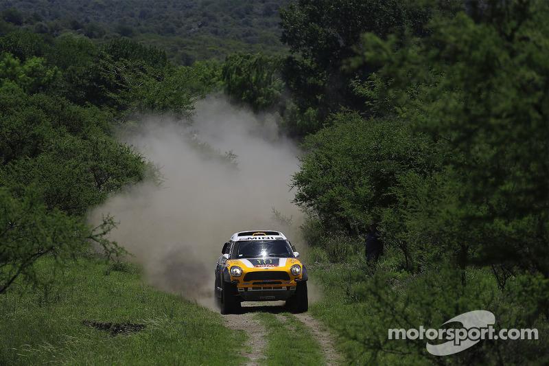 Dakar 2014: Stage 3 recap