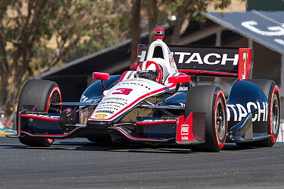 Team Penske extends partnership with Hitachi