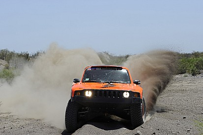 2014 Dakar Rally Stage 5: Robby Gordon