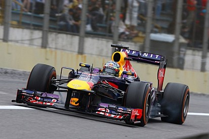 Champion Vettel to race number 5 in F1 career