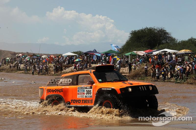 SPEED Energy Racing: Stage 6 - Tucuman to Salta