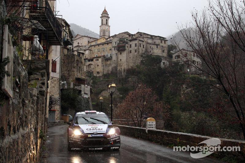 M-Sport build momentum for Monte-Carlo