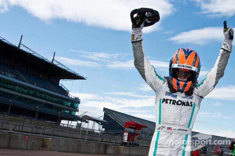 Jazeman Jaafar to drive with ISR Racing  in 2014 Formula Renault 3.5 Series
