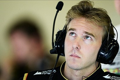 Departing Valsecchi not paid by Lotus in 2013