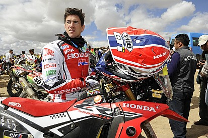 Second place for Barreda in the dunes of Iquique