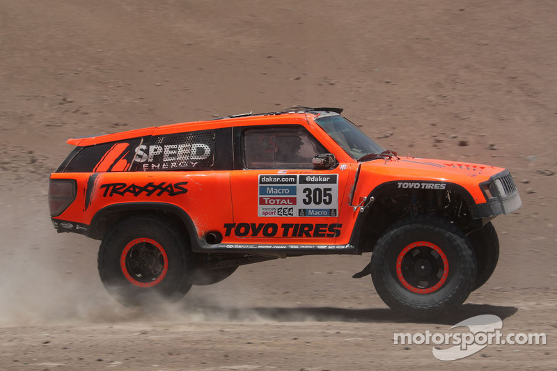 SPEED Energy Racing: stage 9 - Calama to Iquique