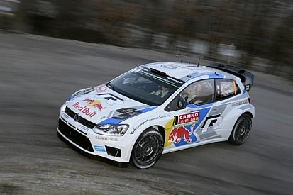 Ogier fastest in Rallye Monte-Carlo shakedown